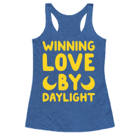 Winning Love By Dayligh Racerback
