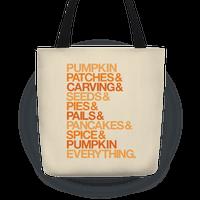 Pumpkin Patches & Carving & Pumpkin Everything