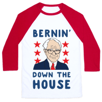 Bernin' Down the House Baseball