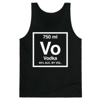 Vodka Element (Periodic Alcohol)