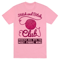 Stitch And Bitch Club