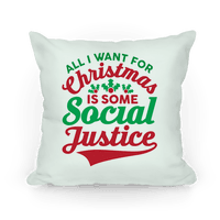 All I Want For Christmas Is Some Social Justice