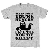 Sleep Till You're Hungry