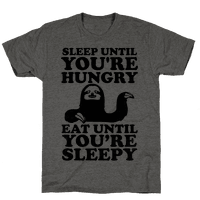 Sleep Till You're Hungry Tee