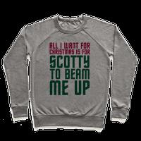 Scotty Beam Me Up