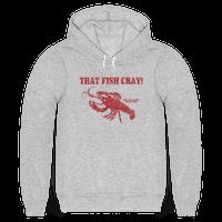 That Fish Cray! - Vintage