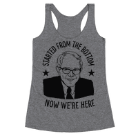 Started From the Bottom Bernie Sanders