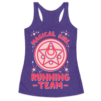 Magical Girl Running Team