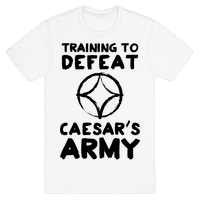 Training to Defeat Caesar's Army