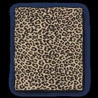 Leopard Pattern Blanket