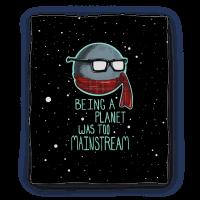 Hipster Pluto Blanket