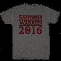 Sanders Warren 2016