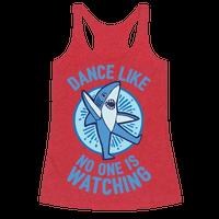 Left Shark Dances Like No One Is Watching
