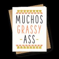 Muchos Grassy Ass