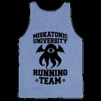 Miskatonic University Running Team