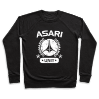 Asari Commando Unit