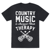 Country Music Therapy