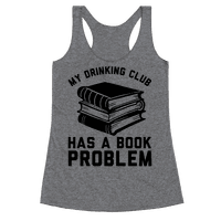 My Drinking Club Has A Book Problem