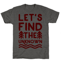 Let's Find the Unknown