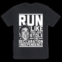Run Like Nick Cage