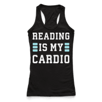 Reading Is My Cardio