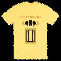 Pittsburgh Stadium Hockey Fan