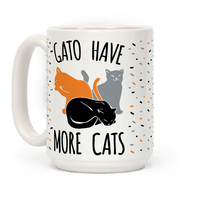 Gato Have More Cats Mug