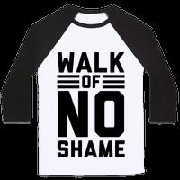 Walk Of No Shame