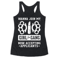 Wanna Join My Girl Gang