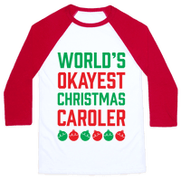 World's Okayest Christmas Caroler