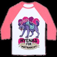 Hyenas For Matriarchy