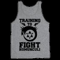 Training to Fight Homunculi