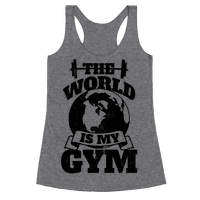 The World Is My Gym