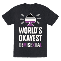 World's Okayest Demisexual