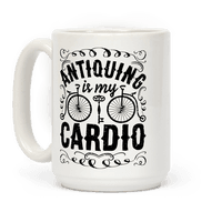 Antiquing Is My Cardio Mug