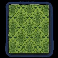 Legend Of Zelda Equip Pattern Blanket