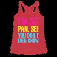 I'm So Pan, See