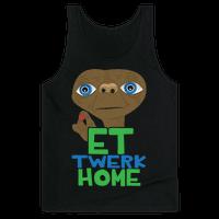 ET Twerk Home