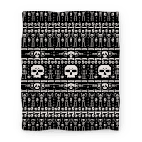Ugly Skeleton Sweater Pattern