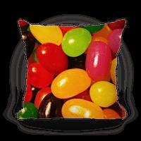 Jellybean Pillow