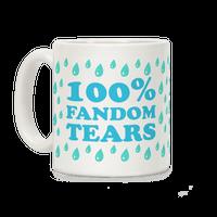 100% Fandom Tears