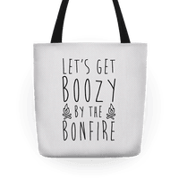 Let's Get Boozy By The Bonfire