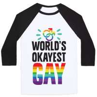 World's Okayest Gay
