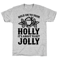 Hold On To Your Holly