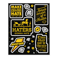 Haters Gonna Hate Theme