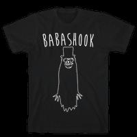 Babashook Parody White Print