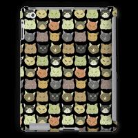 Cat Faces Pattern