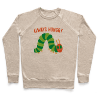 Always Hungry Caterpillar