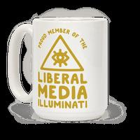 Liberal Media Illuminati