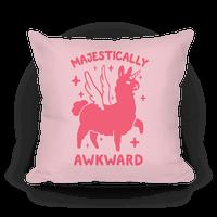 Majestically Awkward Llamicorn